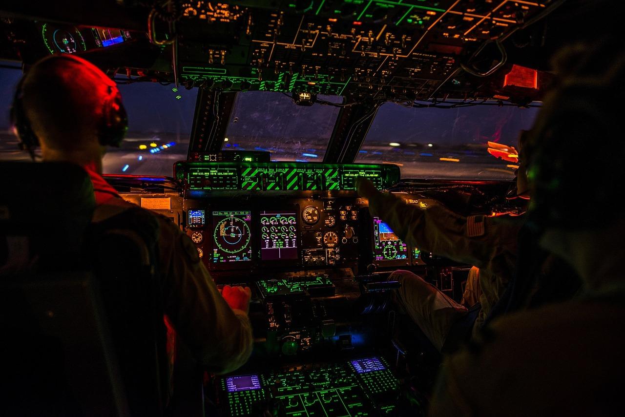 cockpit logistics