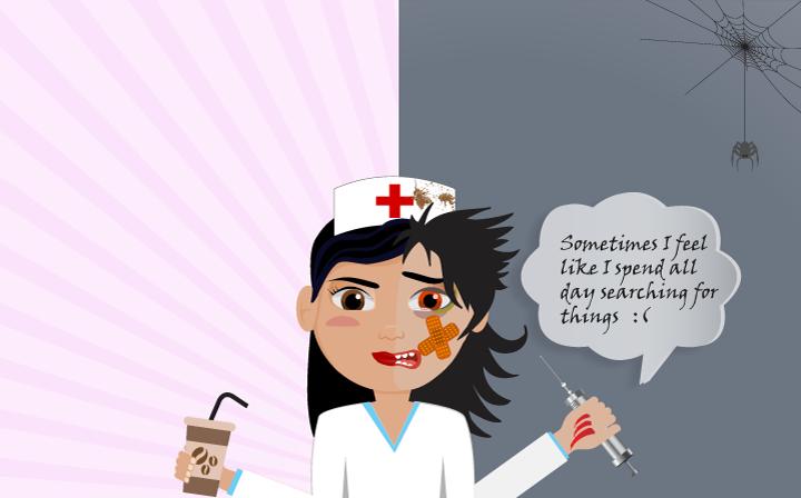 next generation hospital infographic